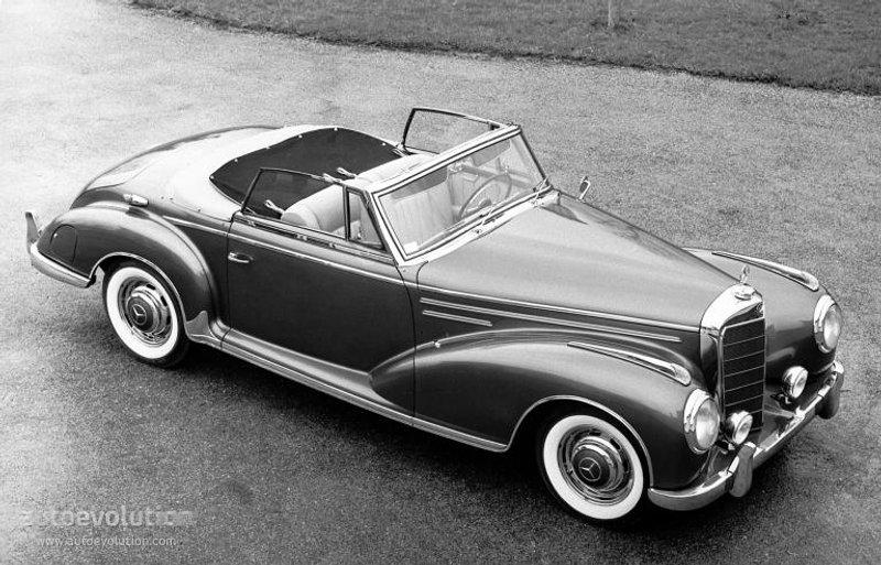 1952 1958 Mercedes 300 Workshop Service Repair