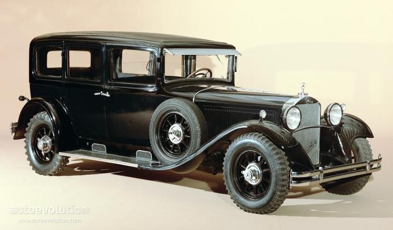 Mercedes benz typ nurburg sedan w08 specs 1928 1929 for 1928 mercedes benz