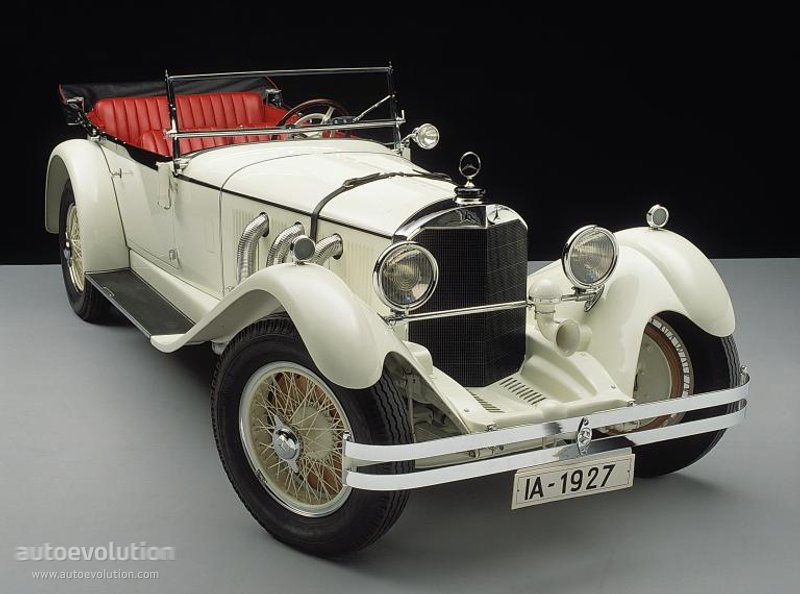 Mercedes benz typ s w06 specs 1927 1928 autoevolution for Mercedes benz 1900 model