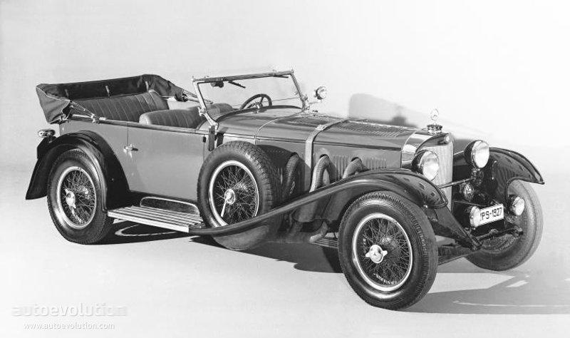 Mercedes benz typ s w06 specs 1927 1928 autoevolution for 1928 mercedes benz