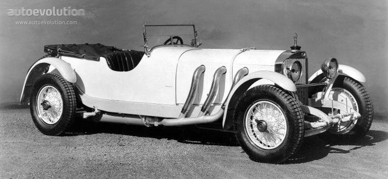 Mercedes benz typ ss w06 specs 1928 1929 1930 1931 for Mercedes benz ss