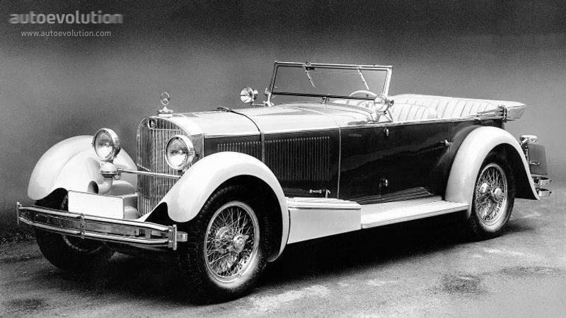 Mercedes benz typ ss w06 1928 1929 1930 1931 1932 for Mercedes benz ss