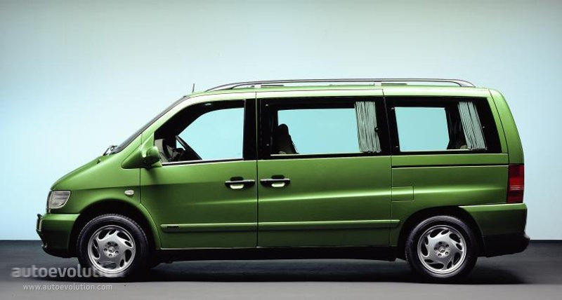 Mercedes Vito Specifications