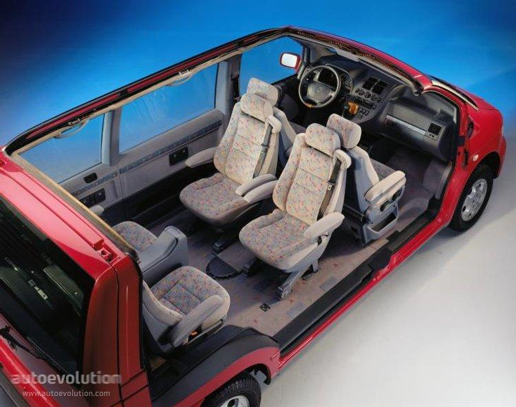 Mercedes benz v klasse w638 1996 1997 1998 1999 2000 2001 2002 2003 autoevolution