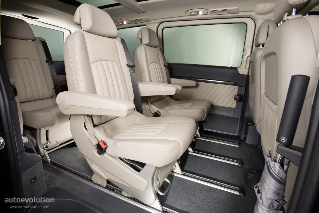 Mercedes Benz Viano Specs Photos 2010 2011 2012 2013 2014
