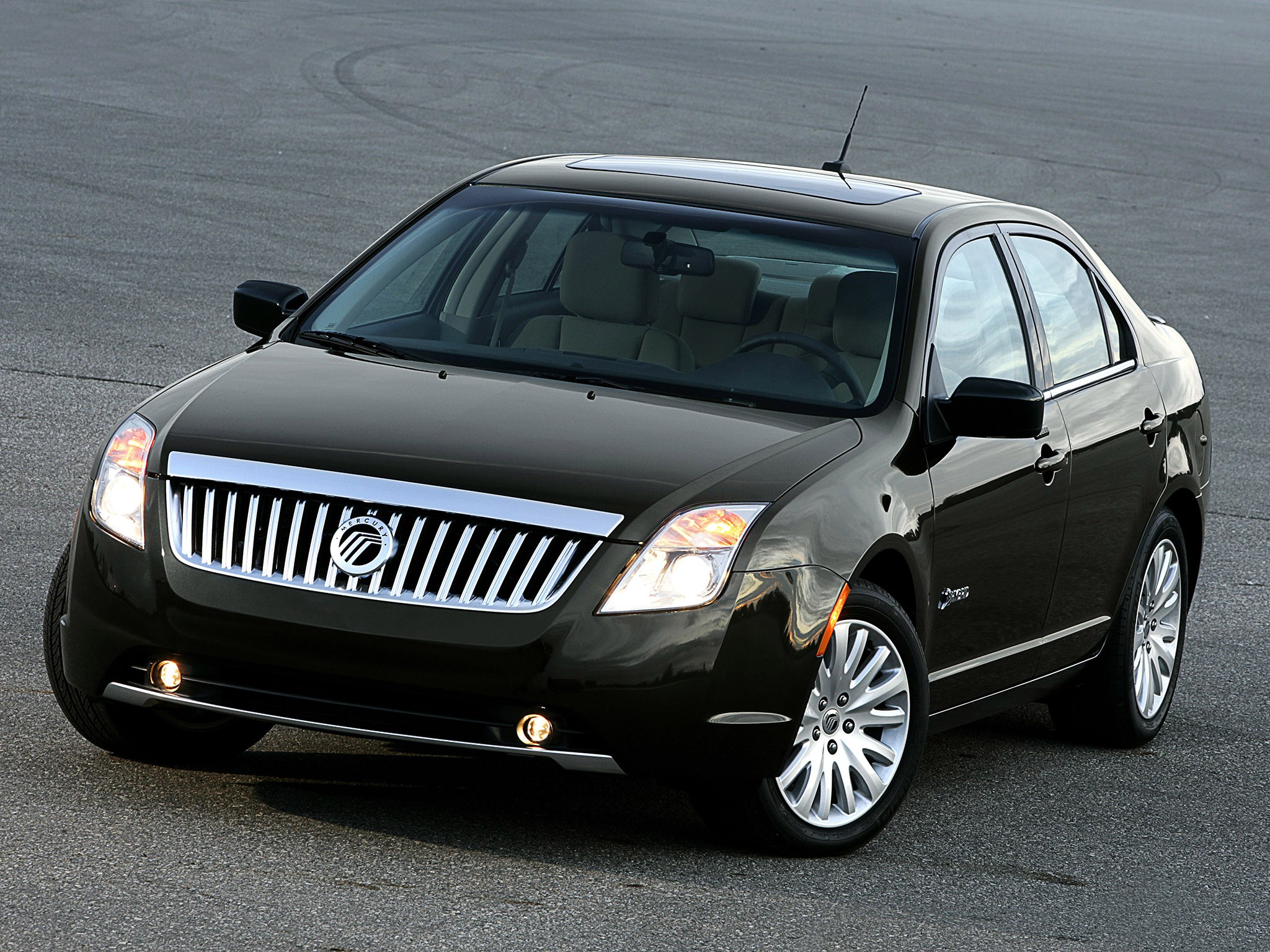 Flex Fuel Cars >> MERCURY Milan - 2009, 2010, 2011 - autoevolution