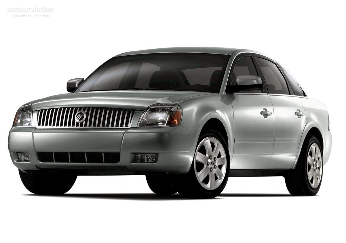 Mercury Montego 2004 2005 2006 2007 Autoevolution