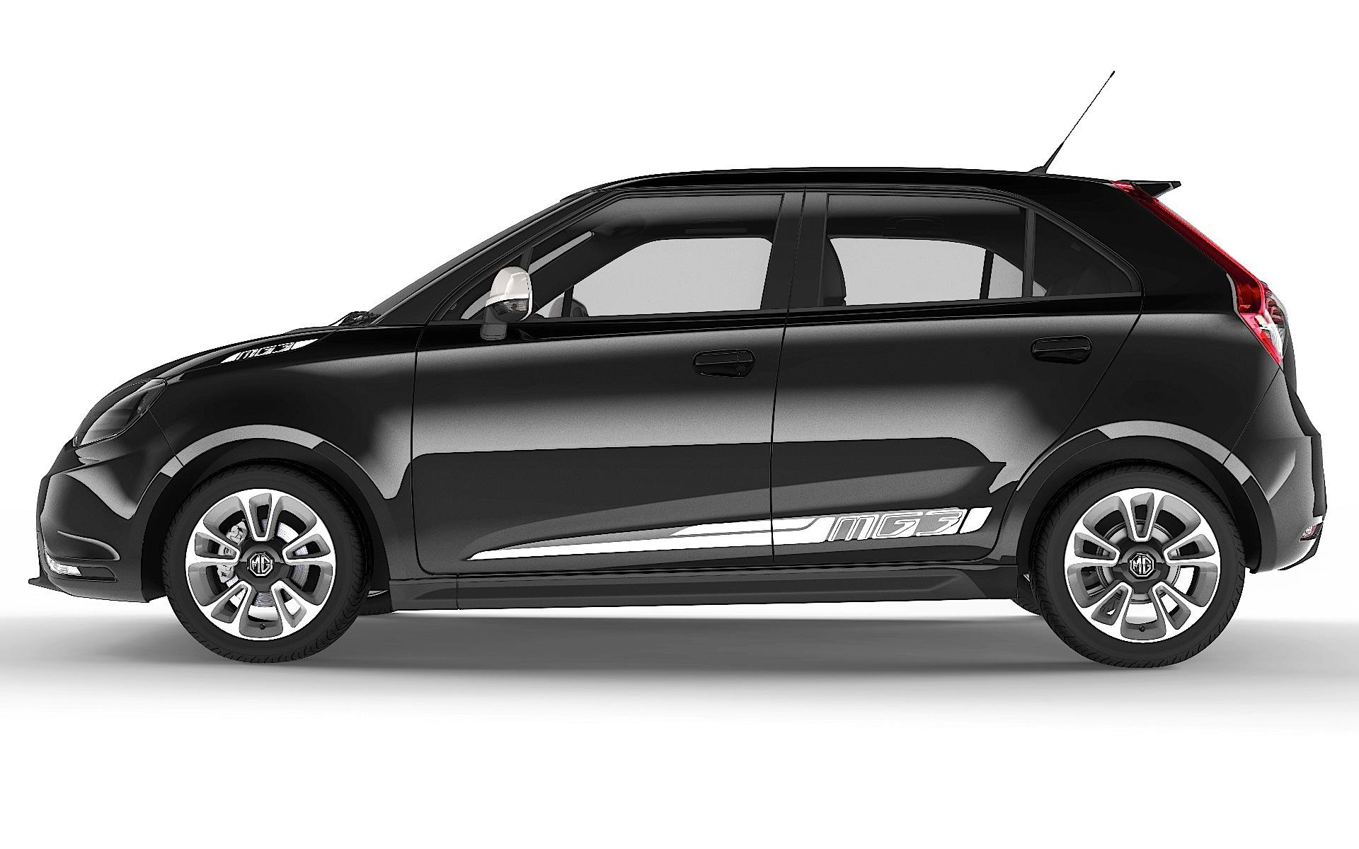 MG MG3 specs - 2013, 2014, 2015, 2016, 2017, 2018 - autoevolution
