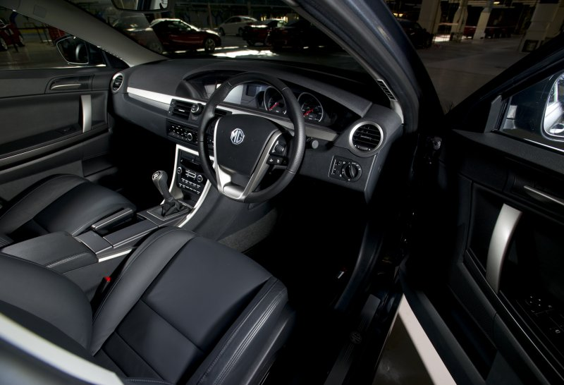 MG MG6 Magnette specs & photos - 2011, 2012, 2013, 2014 ...