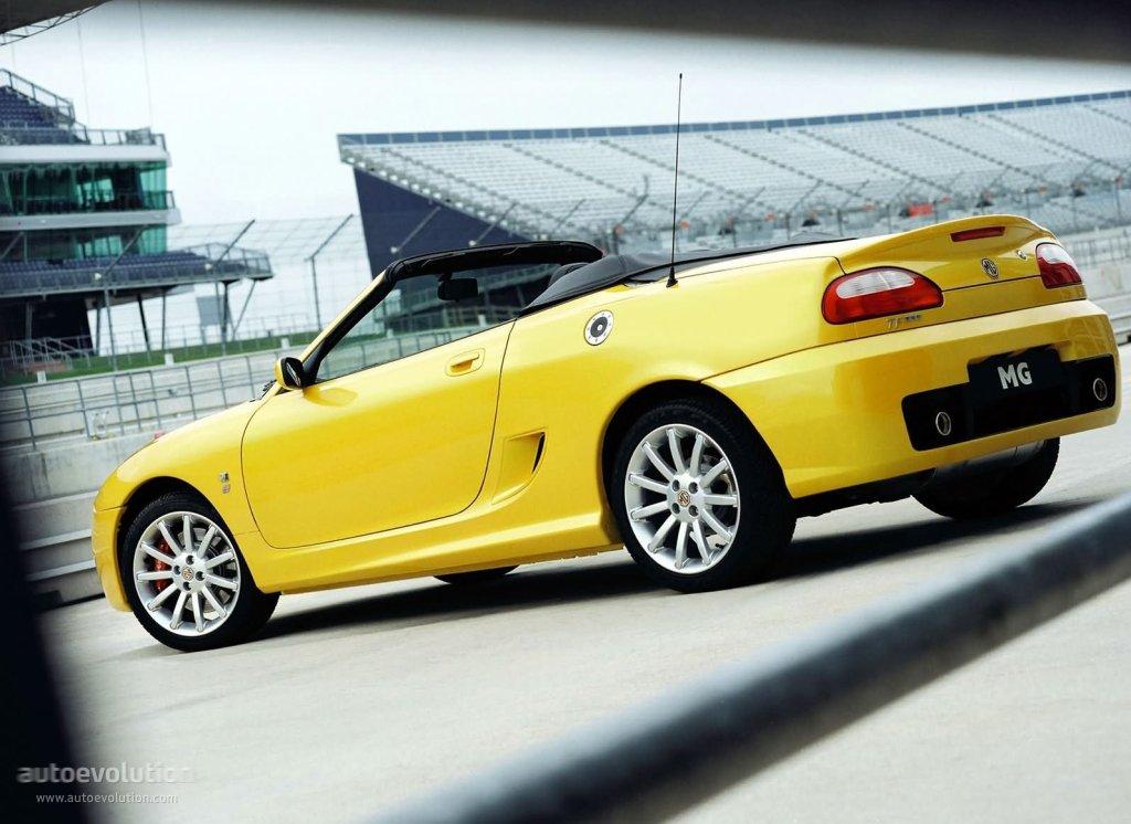 MG TF specs & photos - 2002, 2003, 2004, 2005 - autoevolution
