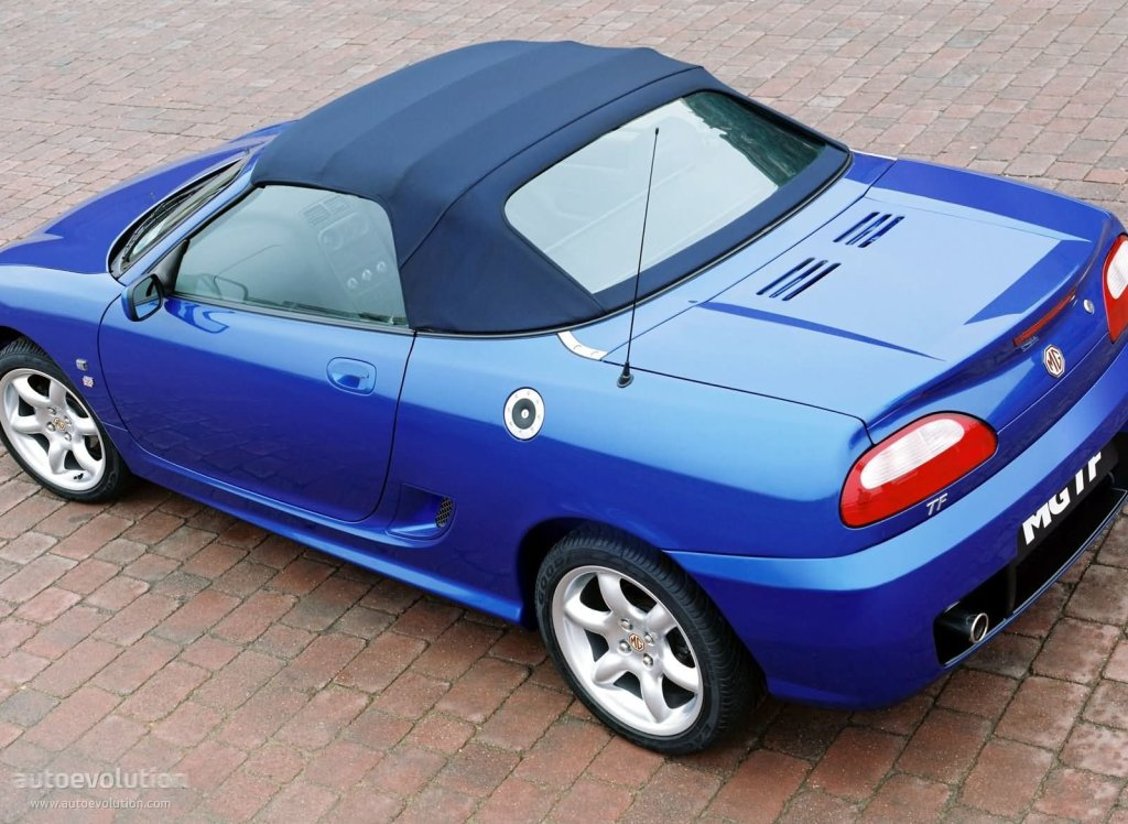 Mg Tf Specs 2002 2003 2004 2005 Autoevolution
