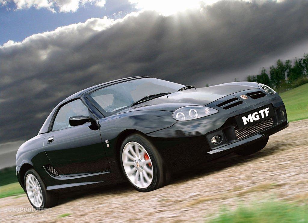 Led Auto Lights >> MG TF specs & photos - 2002, 2003, 2004, 2005 - autoevolution