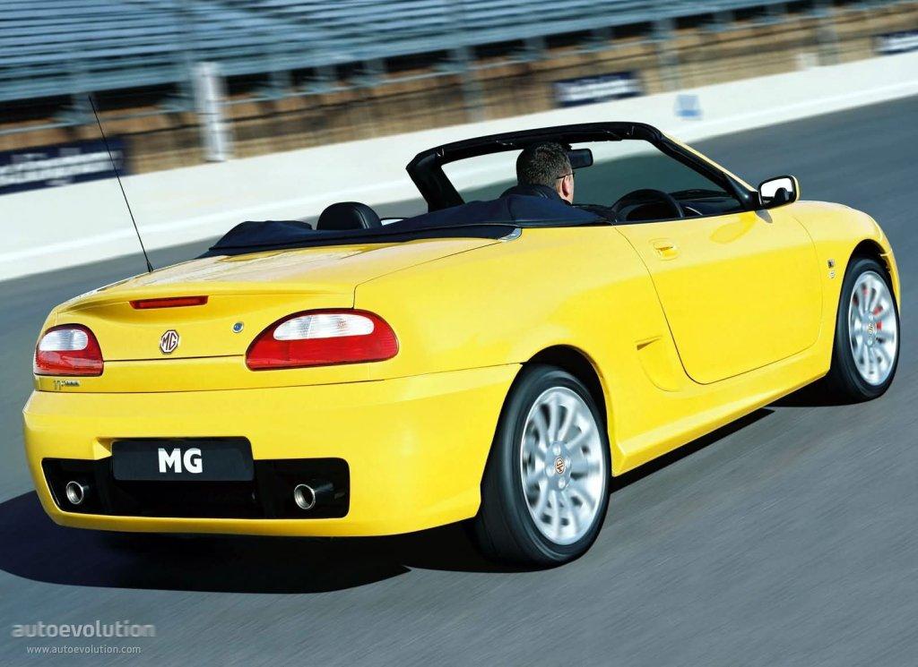 Mg Tf 2002 2003 2004 2005 Autoevolution