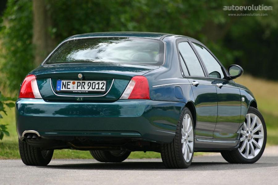 Mg Zt 2004 2005 Autoevolution