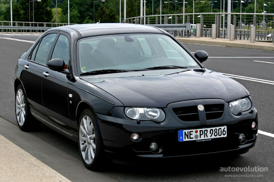 Mg Zt Specs 2004 2005 Autoevolution