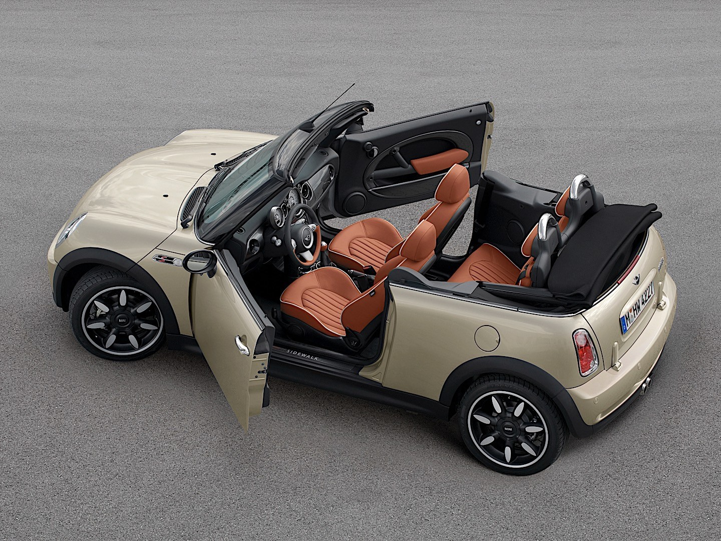 Mini Convertible Specs Photos 2004 2005 2006 2007 2008 2009