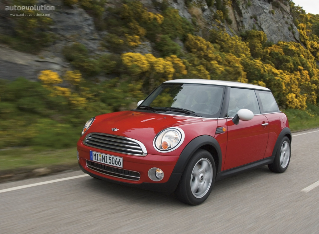 MINI Hatch specs - 2006, 2007, 2008, 2009, 2010, 2011 ...