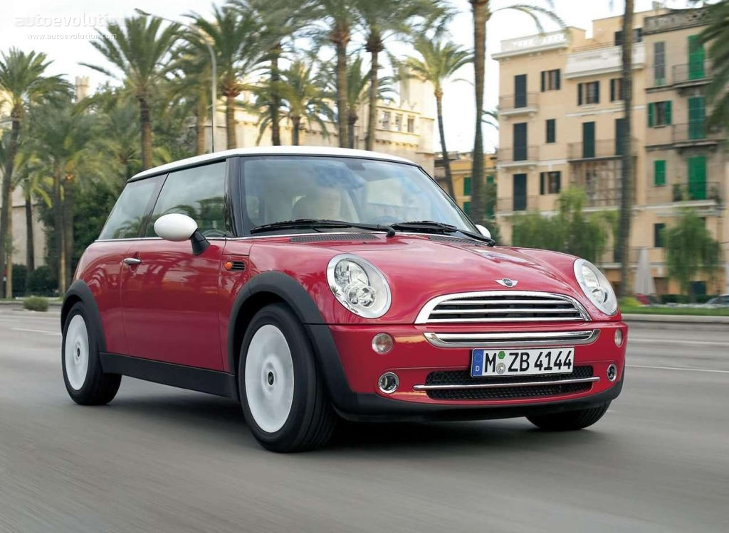 Mini Cooper Safety Rating >> MINI Hatch specs - 2001, 2002, 2003, 2004, 2005, 2006 - autoevolution