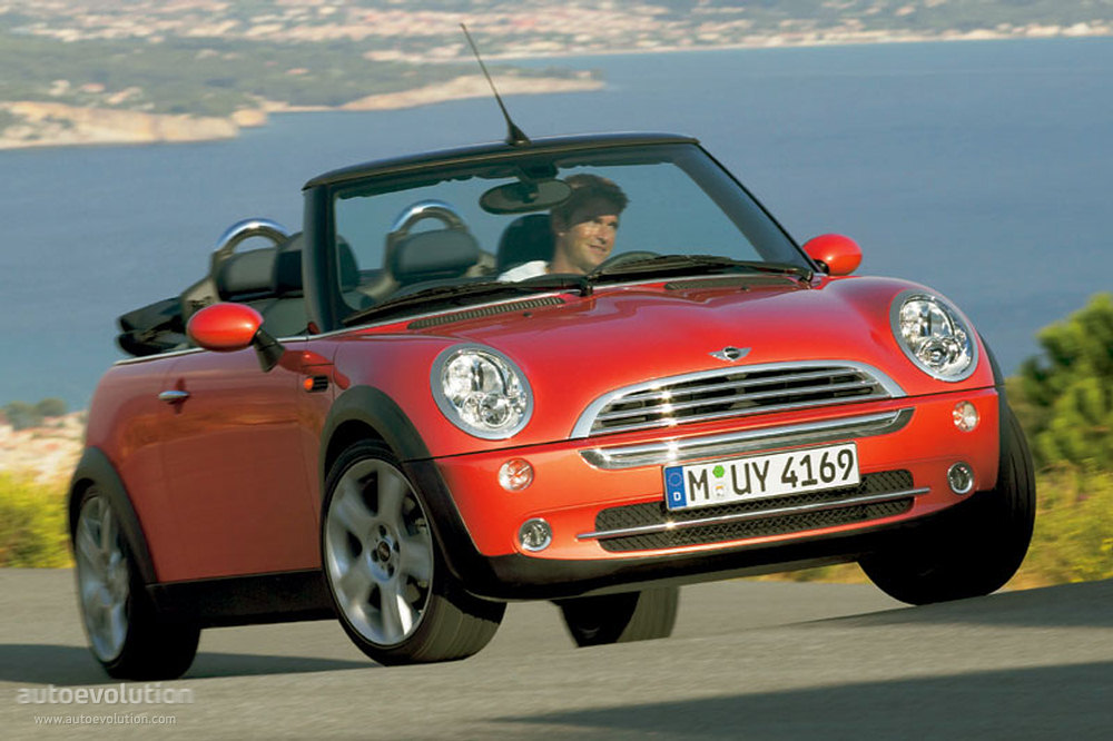 MINI Convertible Specs Photos