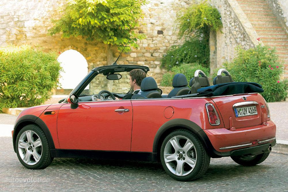 Mini Convertible 2004 2005 2006 2007 2008 2009