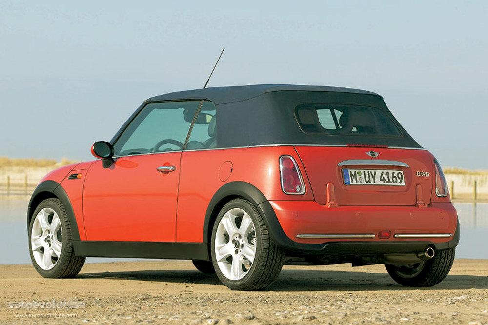 mini convertible specs 2004 2005 2006 2007 2008 2009 autoevolution. Black Bedroom Furniture Sets. Home Design Ideas