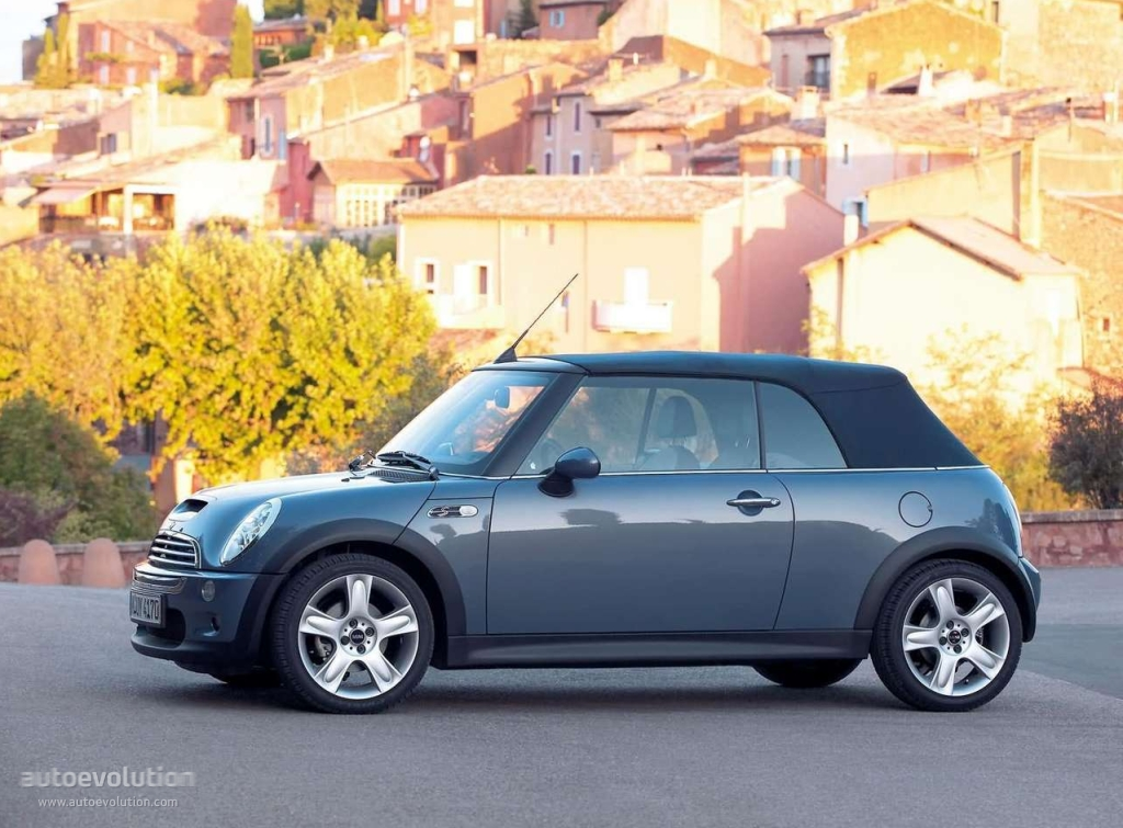 2004 Mini Cooper S Cabrio Related Infomationspecifications Weili