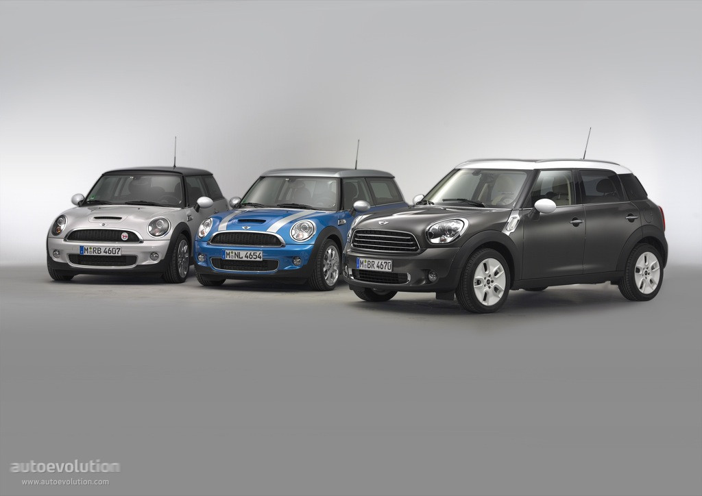 mini countryman specs 2010 2011 2012 2013 2014 autoevolution. Black Bedroom Furniture Sets. Home Design Ideas