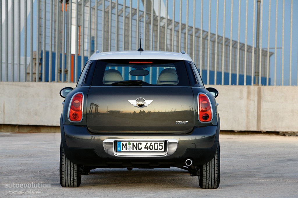 Mini Countryman 2010 2017