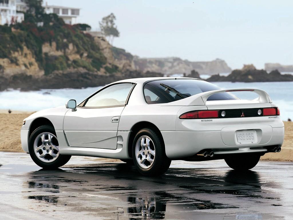Mitsubishi 3000 Gt 1994 1995 1996 1997 1998 1999