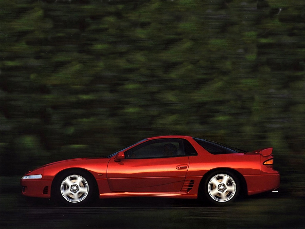 MITSUBISHI 3000 GT specs & photos - 1990, 1991, 1992, 1993 ...