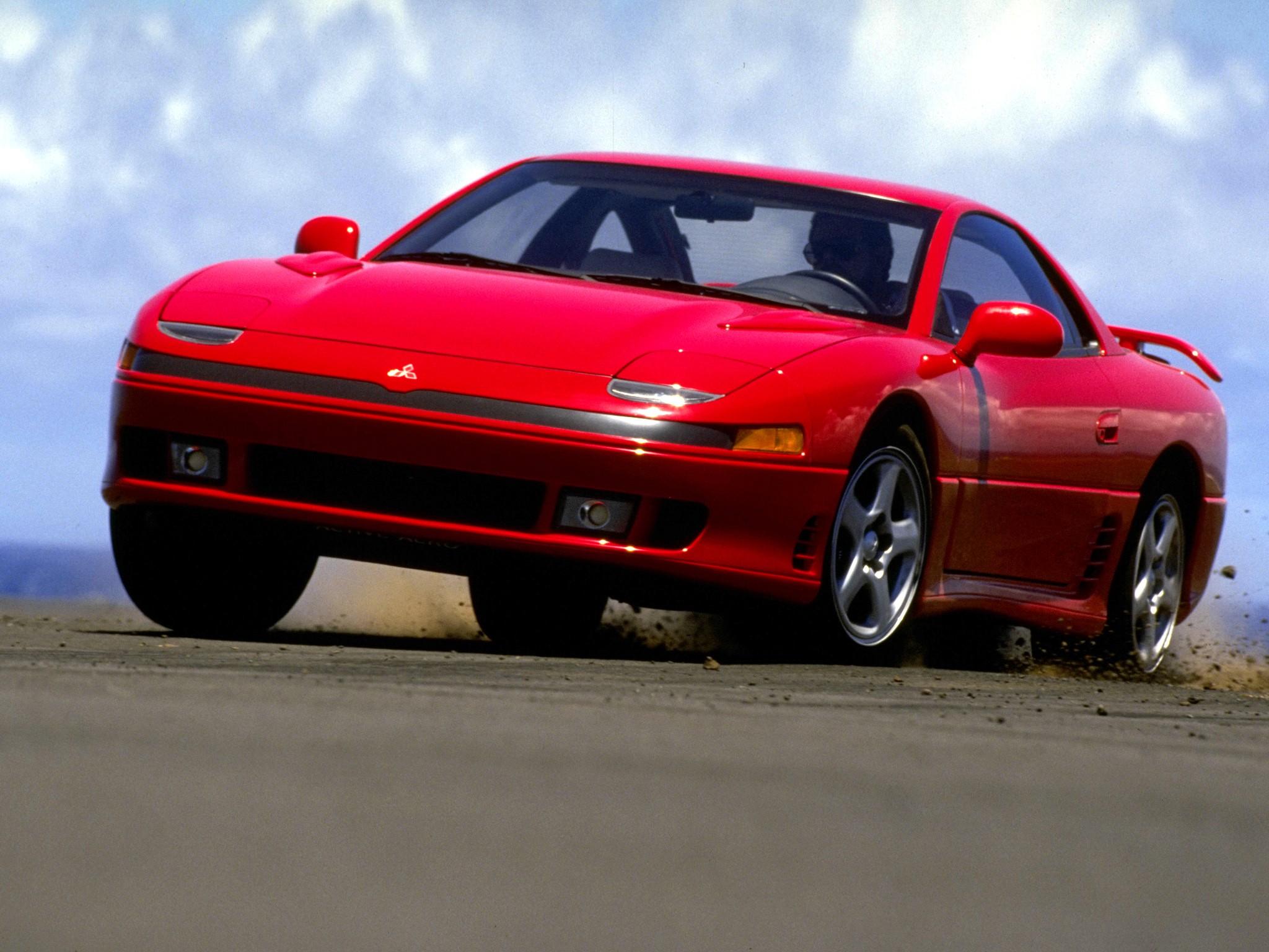 Mitsubishi Gt on 1990 Dodge Pick Up