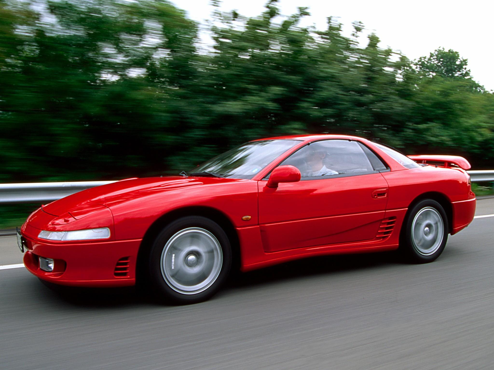 MITSUBISHI 3000 GT - 1990, 1991, 1992, 1993 - autoevolution