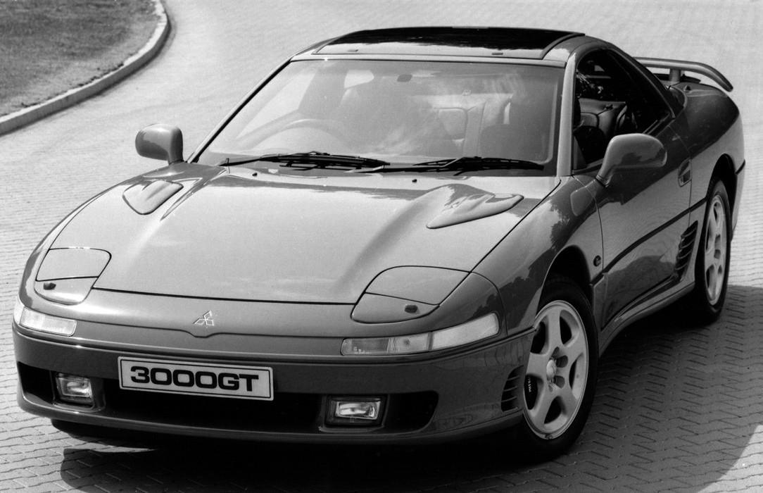 Mitsubishi 3000 Gt Specs 1990 1991 1992 1993