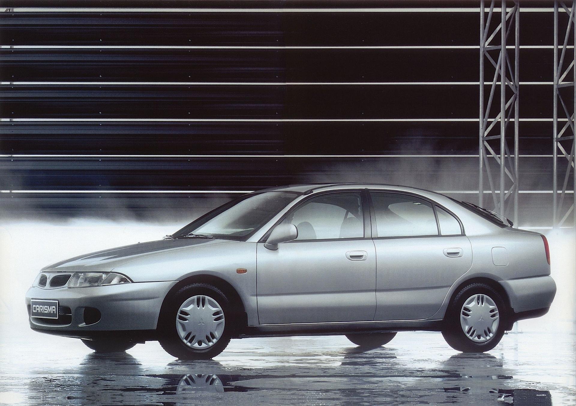 Mitsubishi Carisma Sedan Specs Photos 1995 1996 1997 1998