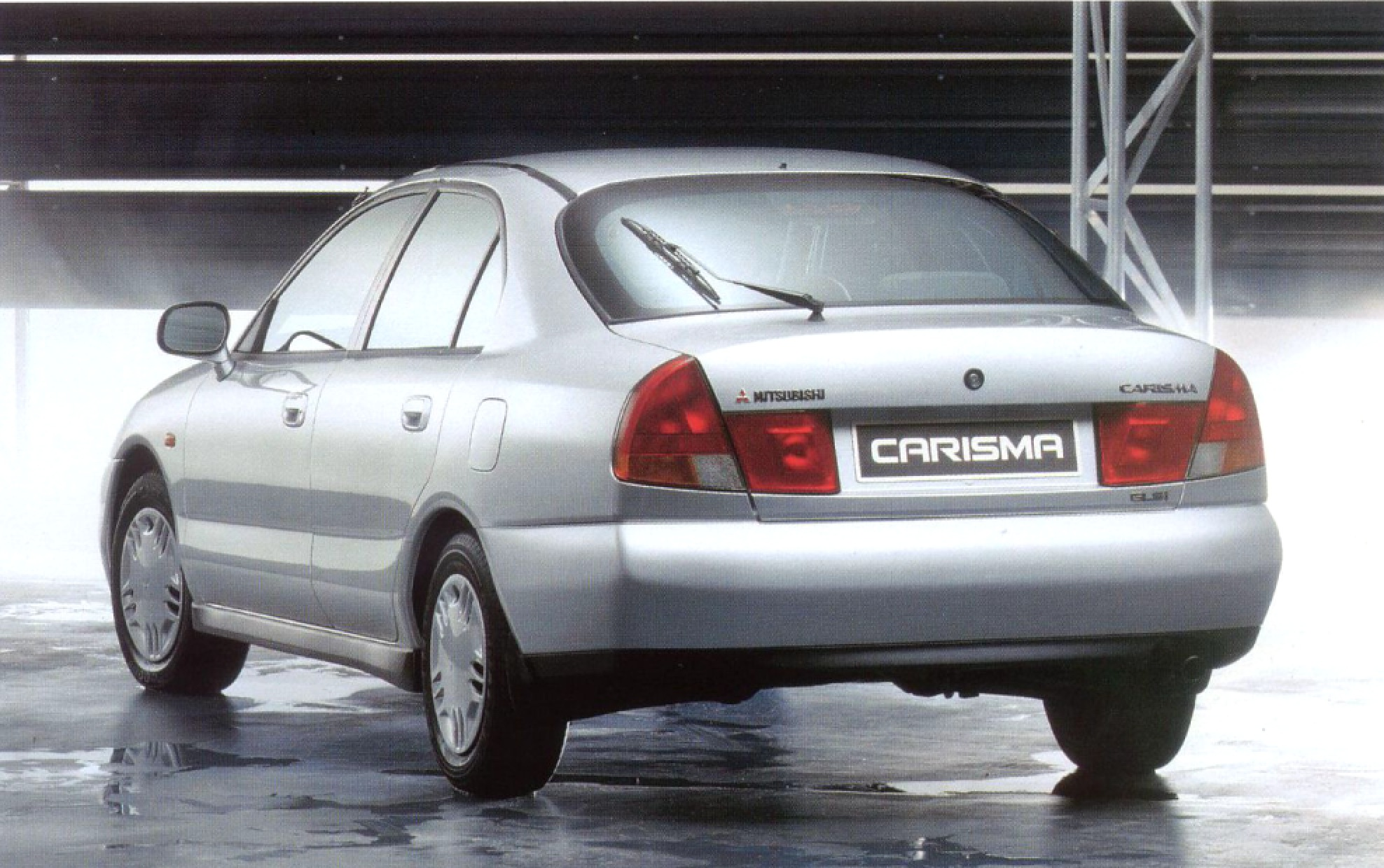 MITSUBISHI Carisma Sedan specs & photos - 1995, 1996, 1997 ...