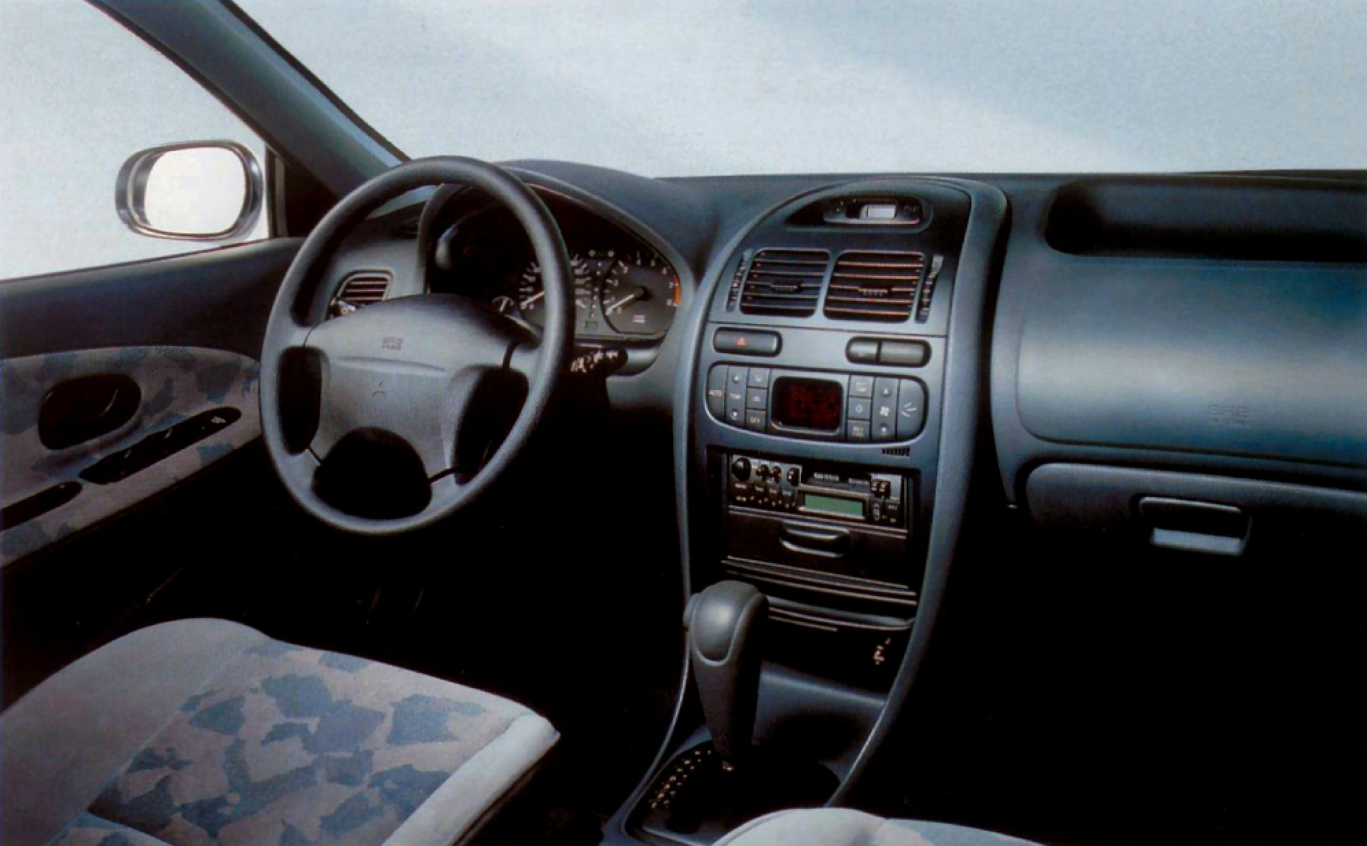MITSUBISHI Carisma Sedan - 1995, 1996, 1997, 1998, 1999, 2000