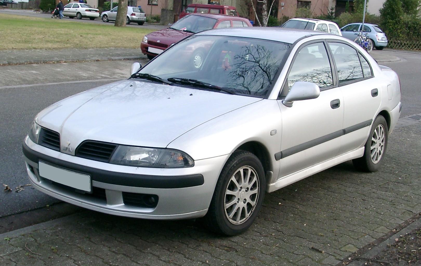 Mitsubishi Carisma Sedan