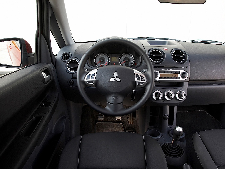 Mitsubishi Colt 3 Doors 2008 2009 2010 2011 2012 Autoevolution