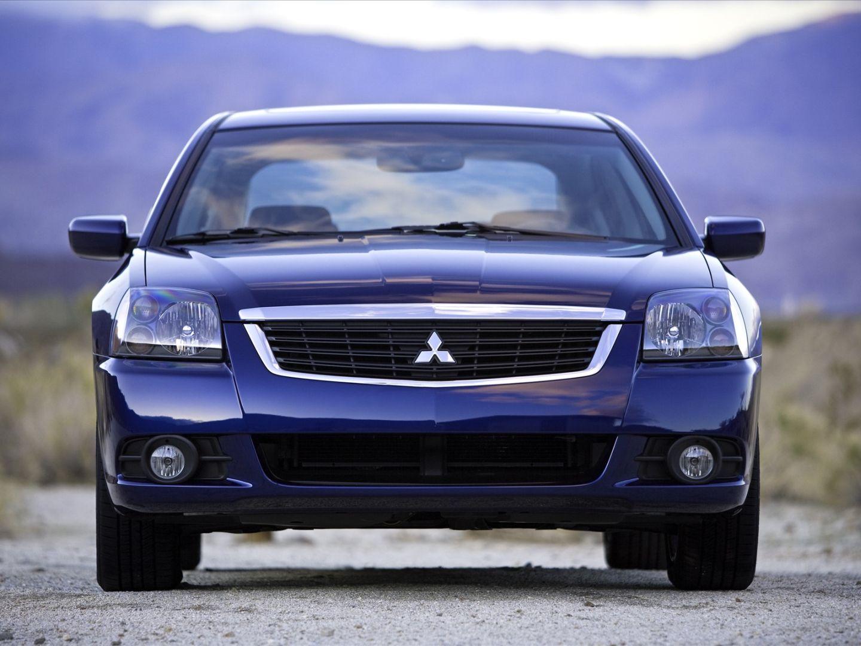 Mitsubishi Galant on 2008 Mitsubishi Galant