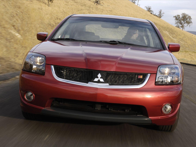 Mitsubishi Galant 2008 2009 2010 2011 2012 Autoevolution