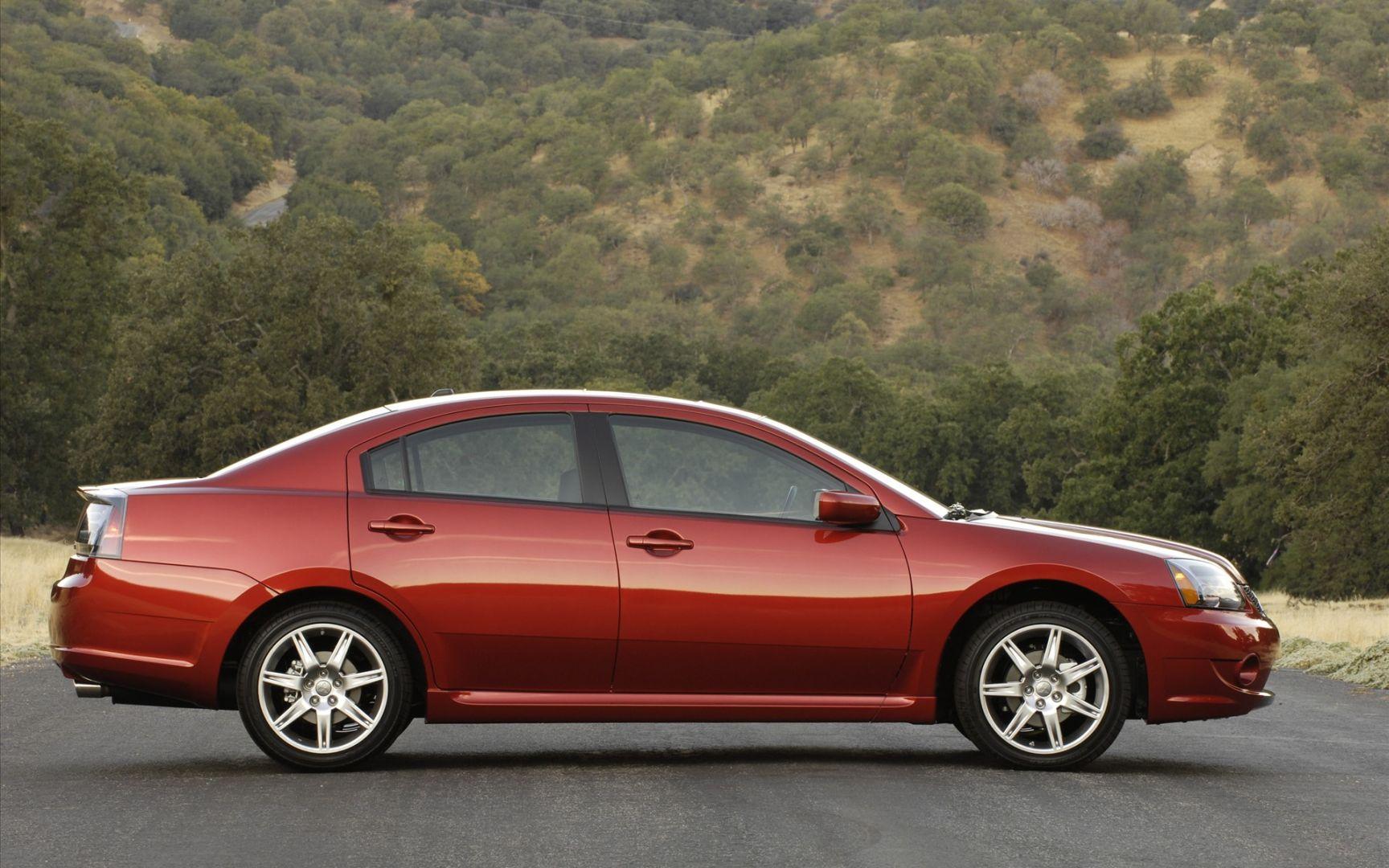 Mitsubishi Galant on 2009 Mitsubishi Galant Reviews