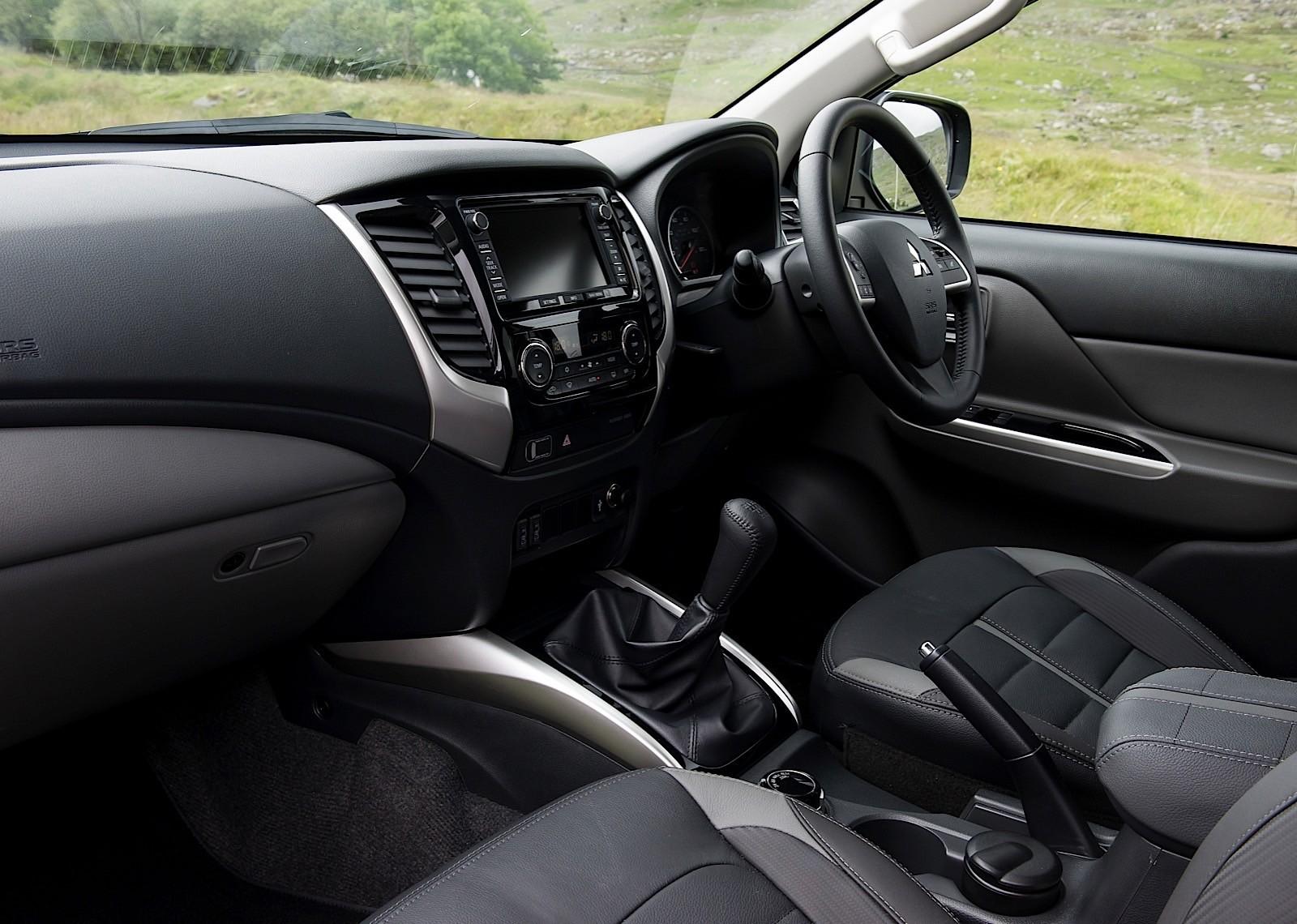 MITSUBISHI L200 Club Cab specs - 2015, 2016, 2017 - autoevolution