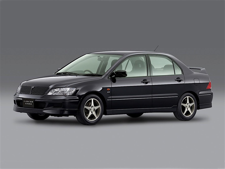 lancer mitsubishi 2000 2003 cars 2001 autoevolution specs 2002
