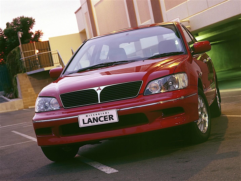 MITSUBISHI Lancer specs & photos - 2000, 2001, 2002, 2003 Specs