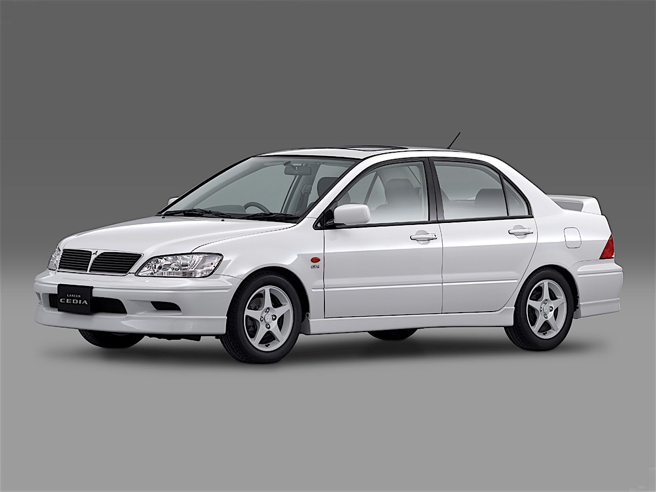 lancer mitsubishi 2000 2003 cedia 6th sedan generation cars spec autoevolution 2001 cvt 2002 specs dog
