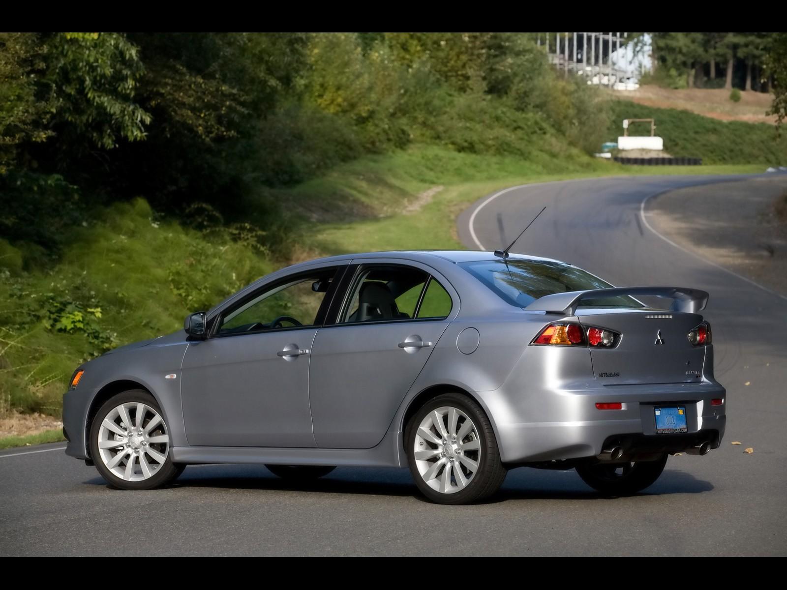 Mitsubishi Lancer Ralliart 2008 2009 2010 2011