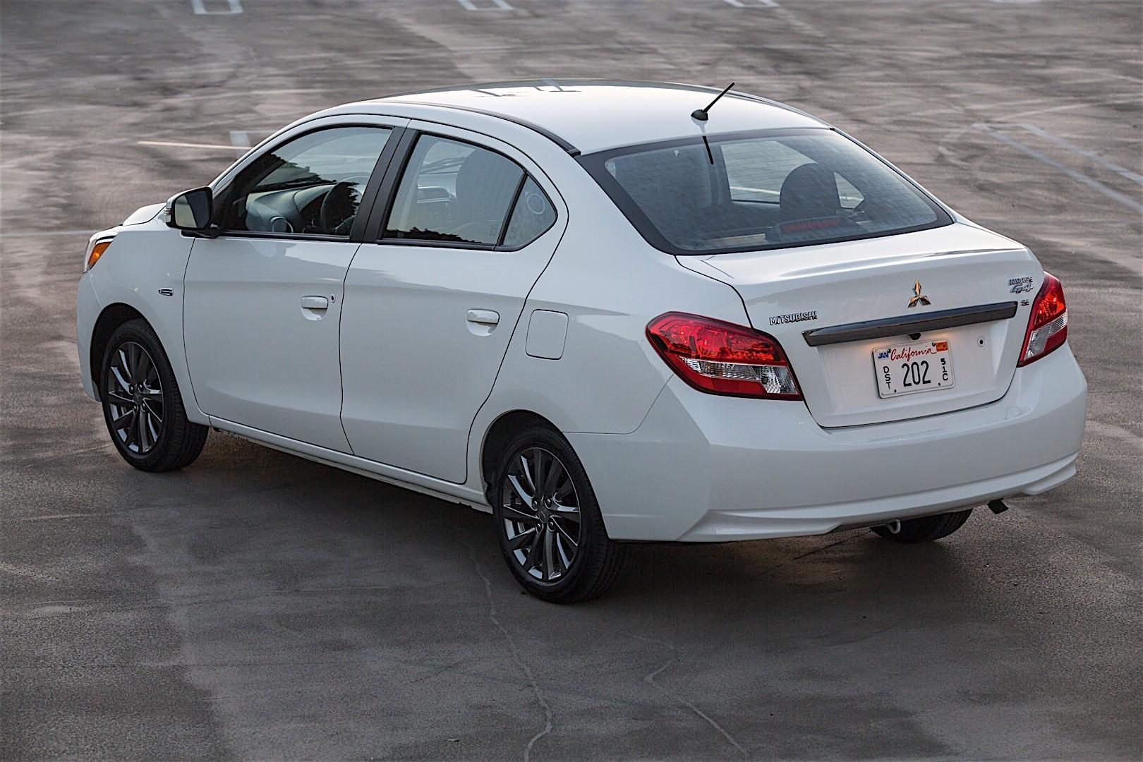 mirage g4 mitsubishi sedan se cars mitsu auto 2021 autoevolution specs hatch hideousness enough version there present pricing