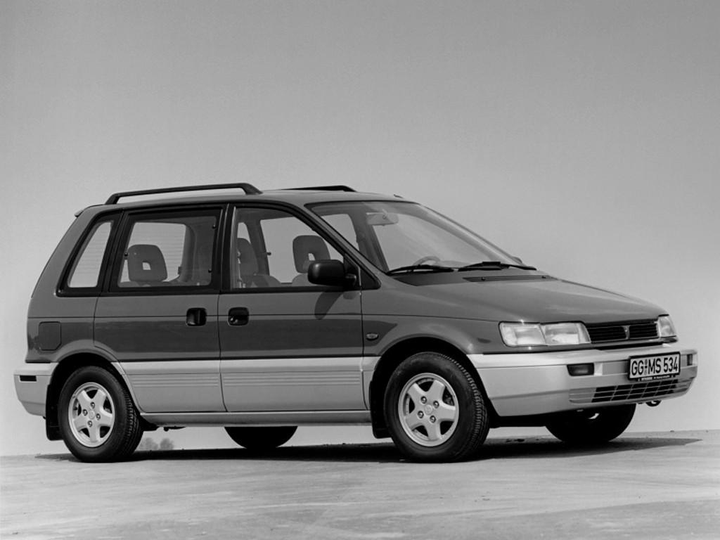Mitsubishi Space Runner on 1995 Dodge Suv