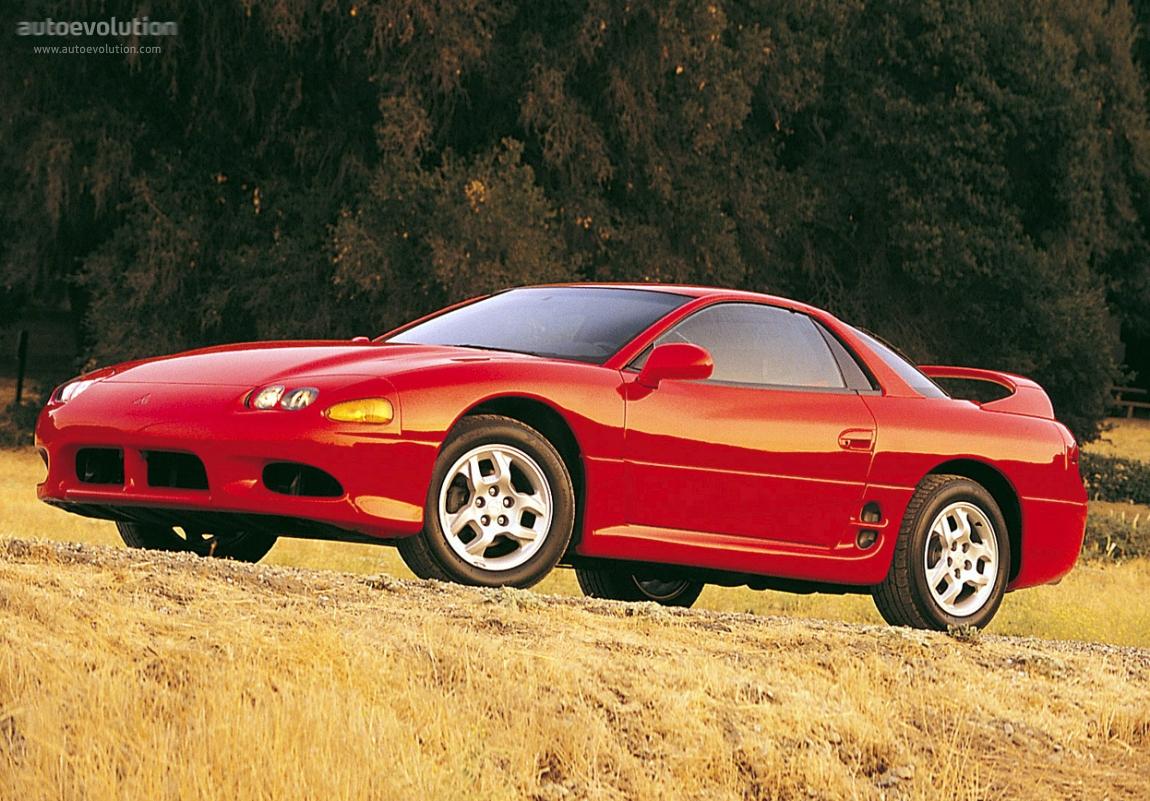 MITSUBISHI 3000 GT specs & photos - 1994, 1995, 1996, 1997 ...