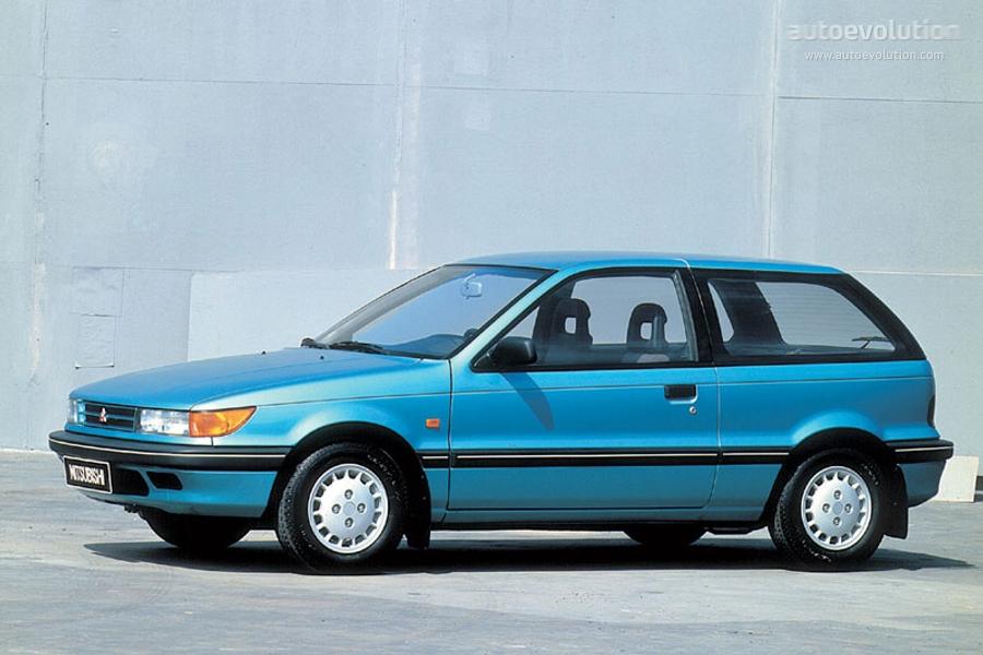 Mitsubishi colt 3 doors 1988 1989 1990 1991 1992 autoevolution